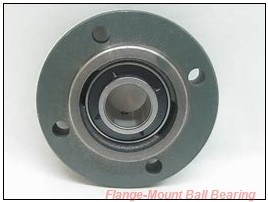 Dodge FB-SCEZ-25M-PSS Flange-Mount Ball Bearing