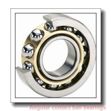 20 mm x 52 mm x 15 mm  FAG 7304-B-TVP Angular Contact Bearings