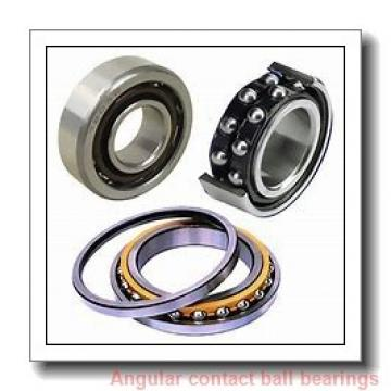 55 mm x 120 mm x 49.2 mm  Rollway 3311 ZZ Angular Contact Bearings