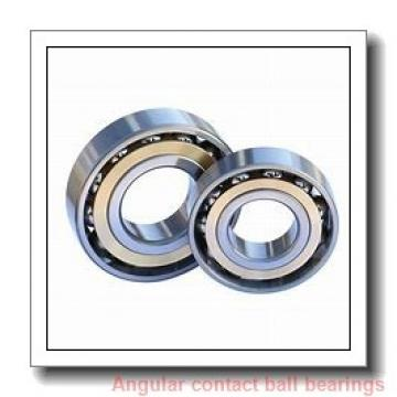 40 mm x 90 mm x 1.4370 in  NSK 5308 J Angular Contact Bearings