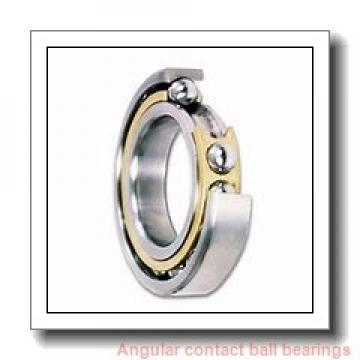 70 mm x 125 mm x 1.5625 in  NSK 5214 TNG C3 Angular Contact Bearings