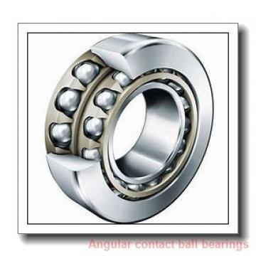 25 mm x 62 mm x 1.0000 in  NSK 5305ZZNRTNGC3 Angular Contact Bearings