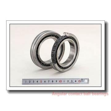 40 mm x 80 mm x 18 mm  SKF 7208 BECBY/W64 Angular Contact Bearings