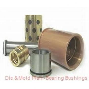 Bunting Bearings, LLC NF101414 Die & Mold Plain-Bearing Bushings