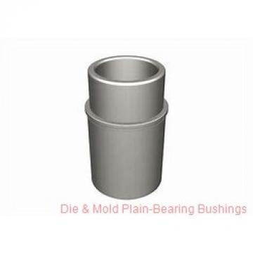 Bunting Bearings, LLC NF061016 Die & Mold Plain-Bearing Bushings