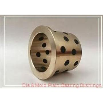 Bunting Bearings, LLC NN081024 Die & Mold Plain-Bearing Bushings