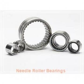2.2500 in x 2.6250 in x 1.2500 in  Koyo NRB WJ-364220 Needle Roller Bearings