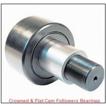 McGill MCFRE 90 S Crowned & Flat Cam Followers Bearings