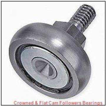 McGill MCFR 40A B Crowned & Flat Cam Followers Bearings