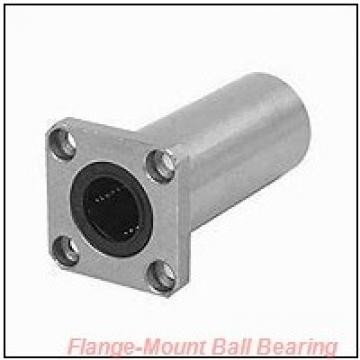 Dodge F4B-DLEZ-40M-PCR Flange-Mount Ball Bearing