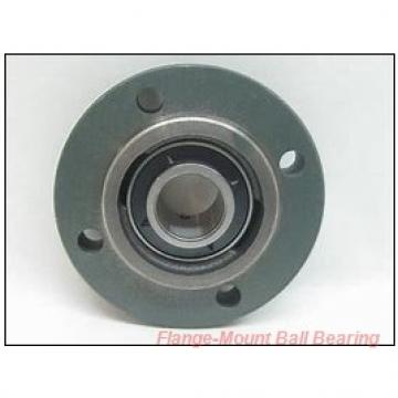 Dodge F4B-SCED-104S Flange-Mount Ball Bearing