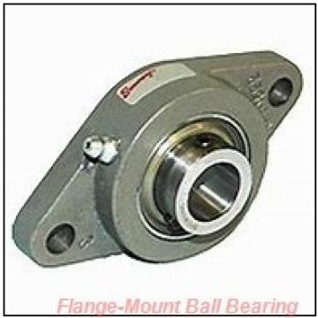 Dodge FB-DL-102 Flange-Mount Ball Bearing