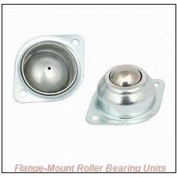 1-1/2 in x 3.6200 in x 6.1300 in  Dodge FCE108R Flange-Mount Roller Bearing Units